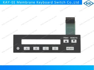 Printing Machine Control Switch Panel with Embossing Button pictures & photos