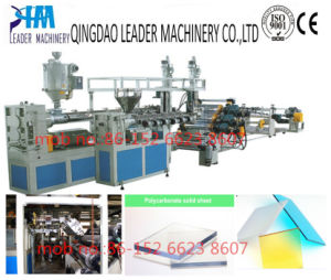 PMMA Sheet Acrylic Sheet Perspex Plexiglass Extrusion Making Machine pictures & photos