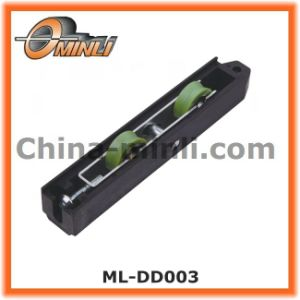Plastic Bracket Pulley with Double Roller for Window and Door (ML-DD003) pictures & photos