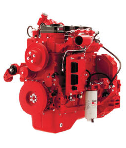 Cummins Qsb (4cylingde/4.5L) Series Engineering Diesel Engine (QSB4.5-C80~QSB4.5-C160) pictures & photos