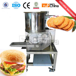 Hamburger Meat Pie Forming Machine with High Quality pictures & photos