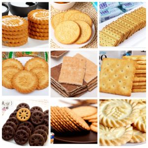 Caramelized Milk Biscuit Making Machine pictures & photos