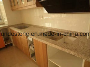 Colorful Quartz Slabs for Countertops pictures & photos