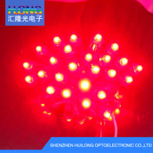 12mm Red LED Exposure Lamp String Lamp Beads Advertising Lamp pictures & photos