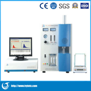 Infrared Carbon and Sulfur Analyzer-Laboratory Instrument- Carbon and Sulfur Analyzer pictures & photos