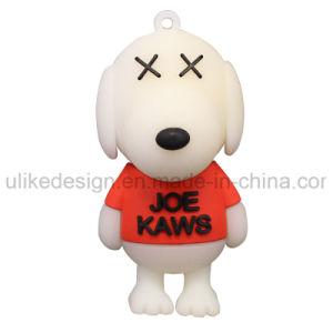 Dizzy Snoopy PVC USB Flash Drive (UL-PVC018-02) pictures & photos
