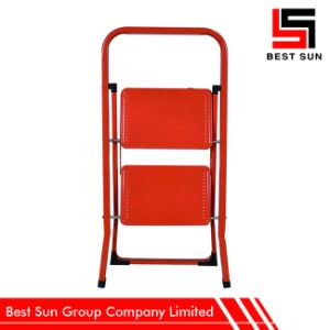 Steel Step Ladder Wholesale, Custom 2 Step Ladder pictures & photos