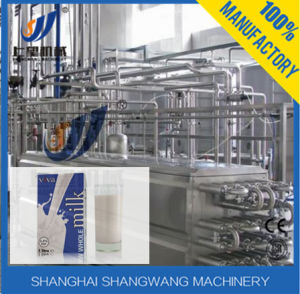 Milk Dairy Production Line, Milk Packing Machine, Milk, Equipment Plant pictures & photos