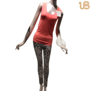 Seamless Longe Underwear Set for Women pictures & photos