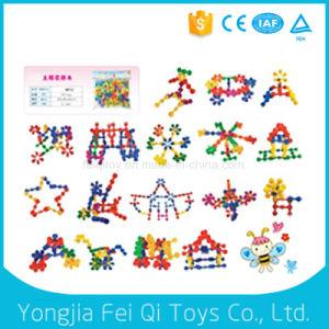 Indoor Playground Kid Toy Toy Bricks Plastic Blocks (FQ-6012) pictures & photos