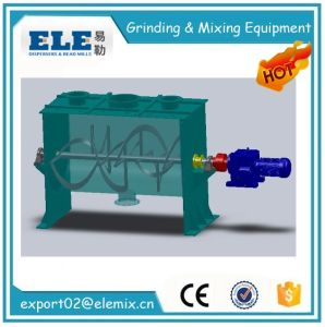 Ewj Double Shaft Paddle Type Mixer Machine for Dry Powder Mixing pictures & photos
