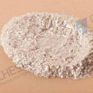 Chesir Pearl Silver White Pearl Pigment for Leather Coating (QC 103) pictures & photos