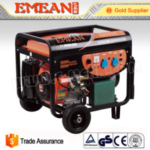 5kw Power Gasoline Generators with CE. Soncap Em6500ae pictures & photos