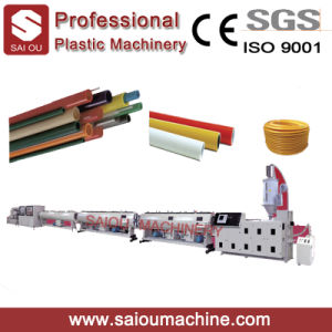HDPE Water Supply Pipe Production Line Pipe Making Machine pictures & photos