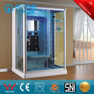 Multifunctional Rectangle Steam Shower Room (BZ-5010) pictures & photos