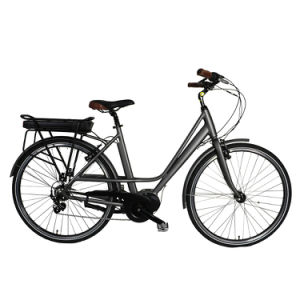 36V 250W Cheap Electric City Bike with 28inch Tire pictures & photos
