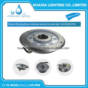 27watt Fountain LED SPA Underwater Light pictures & photos