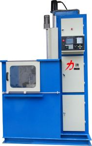 Shaft/Gear Induction Heating CNC Quenching Machine Tool pictures & photos