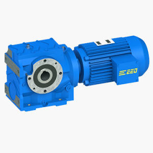 Hollow Shaft Helical Worm Gearbox pictures & photos