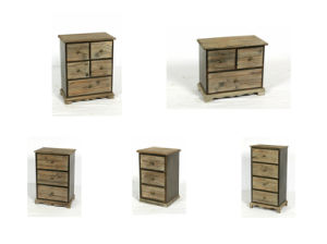 Retro Style House Furniture Bedroom Night Stand Wooden Cabinet pictures & photos