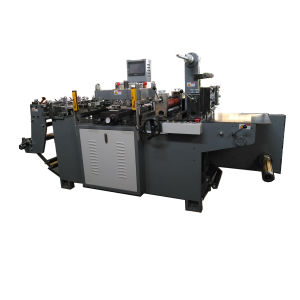 Automatic High Speed Printed Label Die Cutting Machine pictures & photos