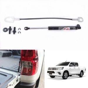 Rear Tailgate Slow Down Shock up Strut Set for Hilux Revo pictures & photos
