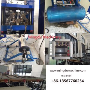 Servo Cover Plastic Forming Machine pictures & photos