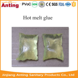 Hot Melt Glue for Diaper Construction Sanitary Napkin pictures & photos