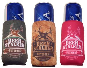 Wholesale Custom Printed Insulated Neoprene Beer Can Holder pictures & photos