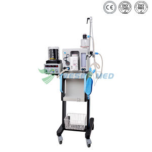 Good Quality Mobile & Portable Vet Pet Anesthesia Ventilator pictures & photos
