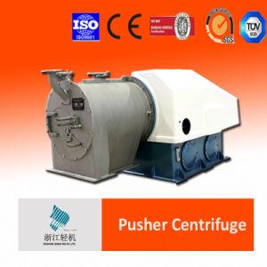 Two-Stage Titanium Alloy Pusher Centrifuge/Salt Centrifuge/Salt Produce Centrifuge pictures & photos