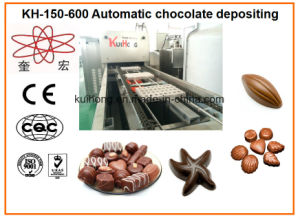 Kh 150 Ce Approved Chocolate Processing Line Equipments pictures & photos