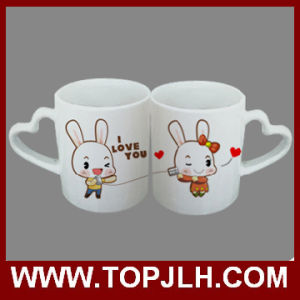 2016 Wholesale Sublimation Ceramic Lover′s Mug pictures & photos