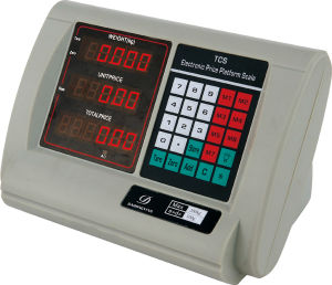 The Meter Scale Plastic Clear Display pictures & photos