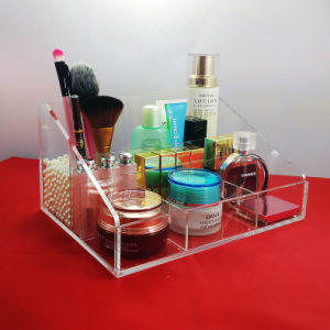 Custom Acrylic Cosmetic Display Cabinet pictures & photos
