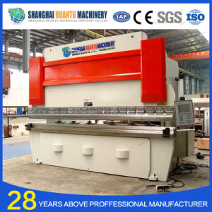 Hydraulic Press Brake W67y-160/3200, Ce and ISO pictures & photos