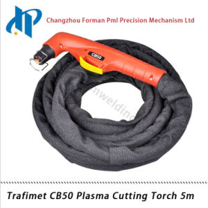 Trafimet CB50 Portable Plasma Welding Torch 5m with Central Connector pictures & photos