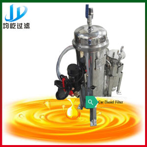 Online-Working Waste Diesel Fuels Oil Refining Filter Plant pictures & photos