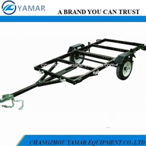 Foldable Trailer/Folding Trailer (1195lb. Payload Capacity) pictures & photos