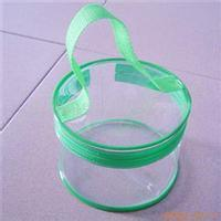 Waterproof Transparent PVC Cylindrical Box pictures & photos