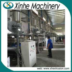 Plastic Wood Profile Extrusion Machine with High Quality and Efficience pictures & photos