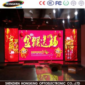 3 Years Warramry Full Color P3 Indoor LED Display Screen pictures & photos