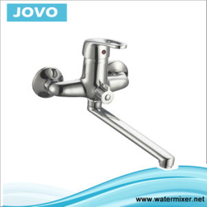 Single Handle Wall-Mounted Mixer&Faucet Jv73204 pictures & photos