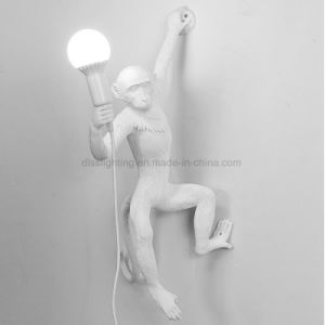 Newest Hotsale Monkey Wall Lamp for Home Decoration Wall Lighting pictures & photos