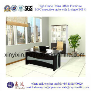 Turkish Design MFC Office Desk on China Furniture (S16#) pictures & photos