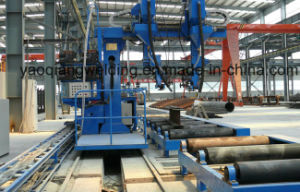 Factory Sale Automatic Steel Structure Welding Machine pictures & photos