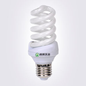 Factory Wholesale Full Spiral Energy Saving Lamp 25W30W pictures & photos