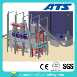 Ce and ISO Approved Complete Biomass Wood Pellet Production Line pictures & photos