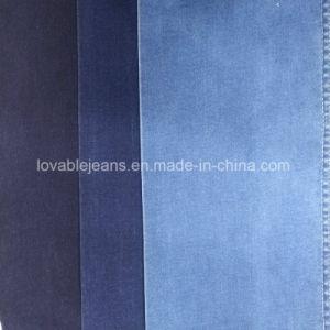 Cotton Spandex Denim Fabric (KL108) pictures & photos