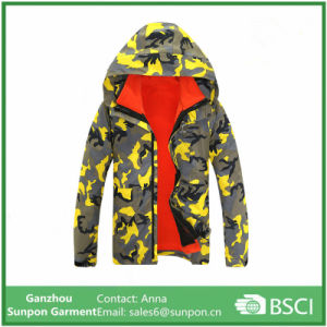 New Outdoor Fashion 3-in-1 Sports Coat Unisex Climbing Clothes Jacket pictures & photos
